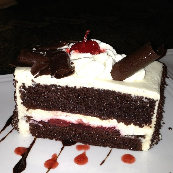 Dark Forest Cake - Twin Creeks - Silverton Casino Hotel, Las Vegas, NV