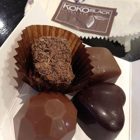 Assorted Chocolates @ Koko Black