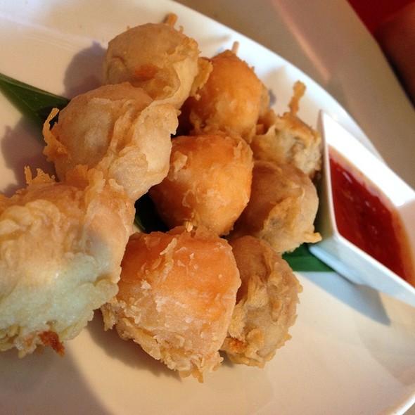 Fried Fish Balls @ Chilli Cha Cha