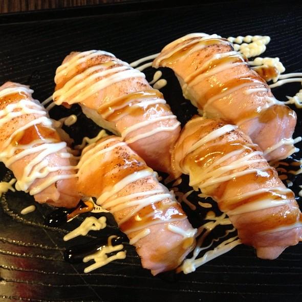 Aburi @ Zen Japanese Restaurant & Sushi Bar