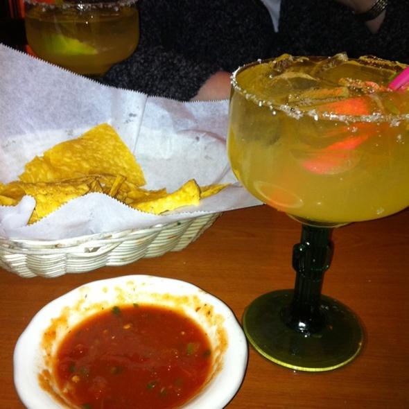 Chips, Salsa & Cadillac Margarita @ Acapulcos Needham