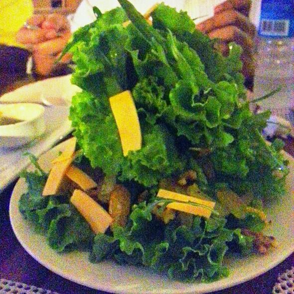 Garden Fresh Greens @ Tonino's Ristorante