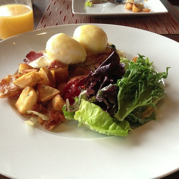 Jory Benedict - JORY Restaurant at The Allison Inn & Spa, Newberg, OR