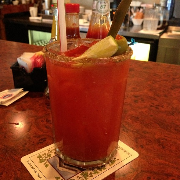 """Demitris"" Bloody Mary"