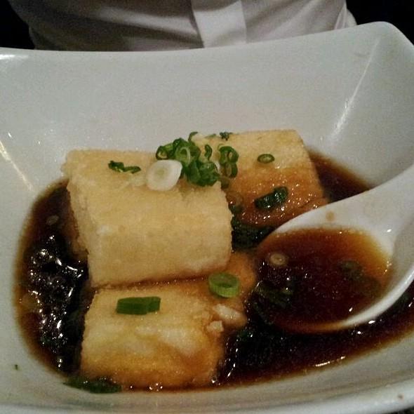 Agedashi Tofu @ Globefish Chinook
