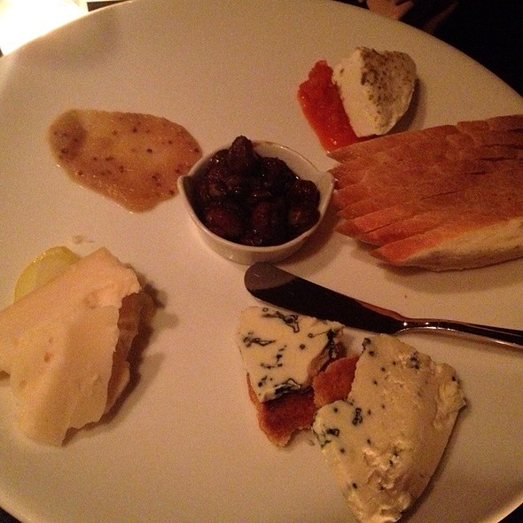 Cheese Plate @ TIME