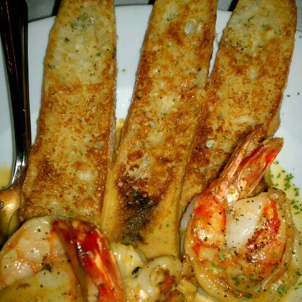 Sauteed Shrimp - Mastro's Steakhouse - Beverly Hills, Beverly Hills, CA
