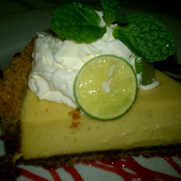 Key Lime Pie - Mastro's Steakhouse - Beverly Hills, Beverly Hills, CA
