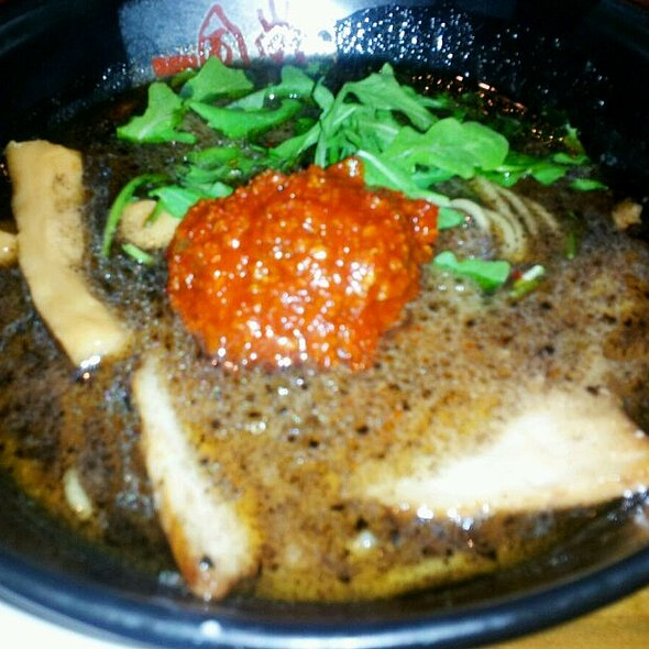 Spicy Ramen @ Ippudo