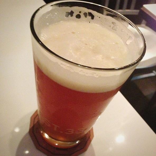 Est.33 Copper Beer @ Est.33 By Singha