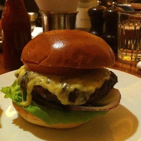 Hawksmoor Burger @ Hawksmoor Seven Dials
