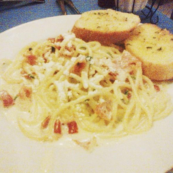 Carbonara @ Sophia's Cuisina Mediterranean Deli and Restaurant