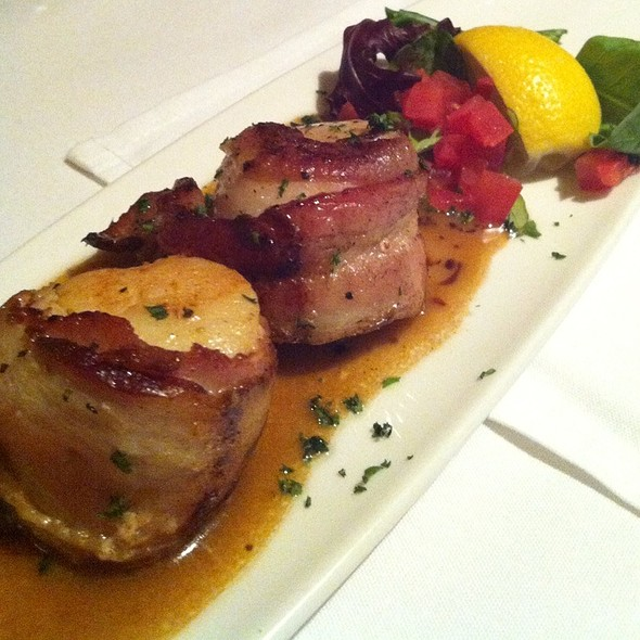 Bacon Wrapped Scallops - III Forks - Jacksonville, Jacksonville, FL