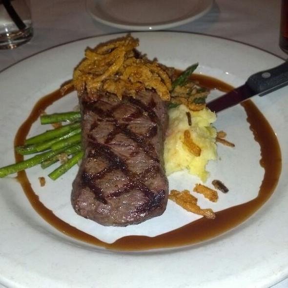 New York Strip - Ritz Grill, Colorado Springs, CO
