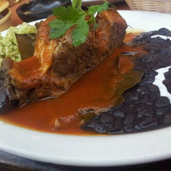 Santa Rosa Pork Barbacoa @ Taqueria Canonita