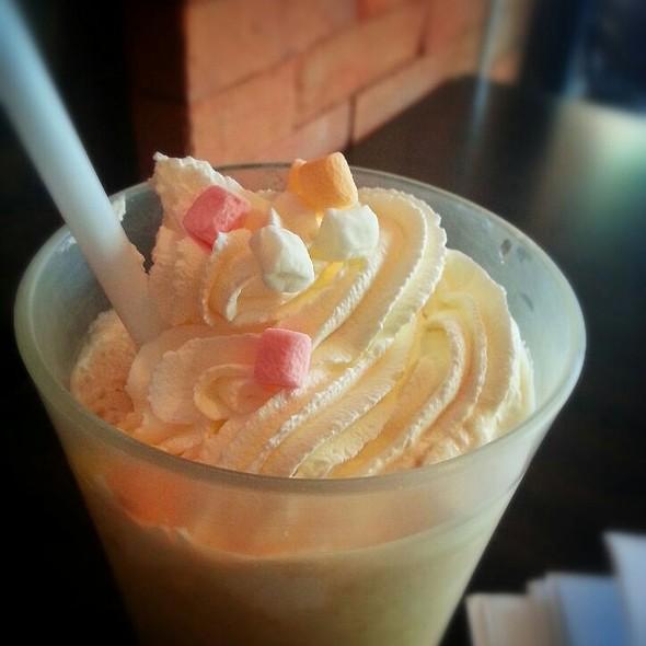 Banoffee Frappe @ Zatazza Cafe