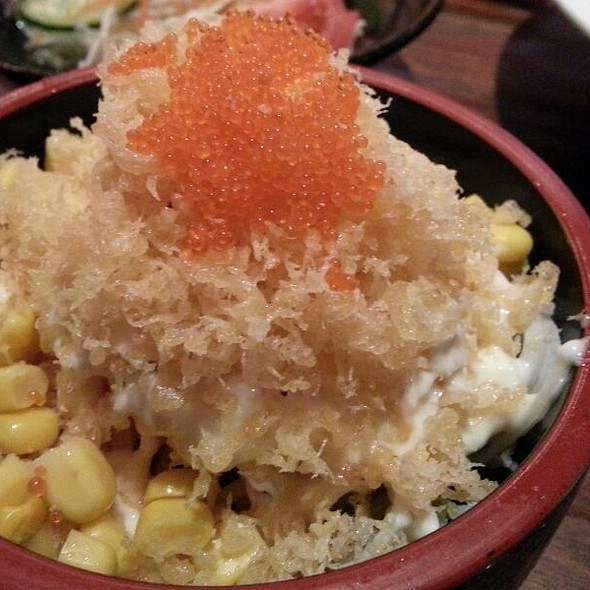 Kani Mayo Salad @ Kiyadon Sushi Grand Indonesia