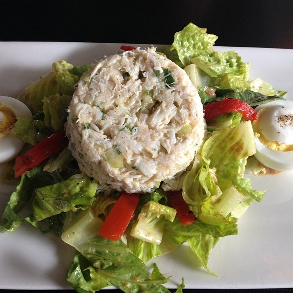 Crab Louis Salad @ Glasshalfull