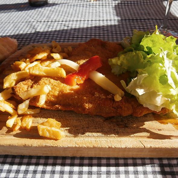 1/2 Filete al queso @ Casa Colo