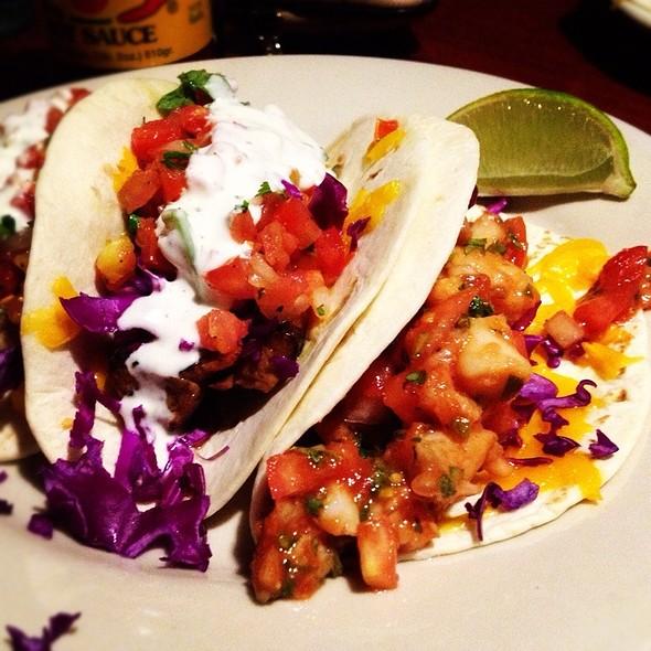 Mahi Taco @ South Beach Bar And Grill