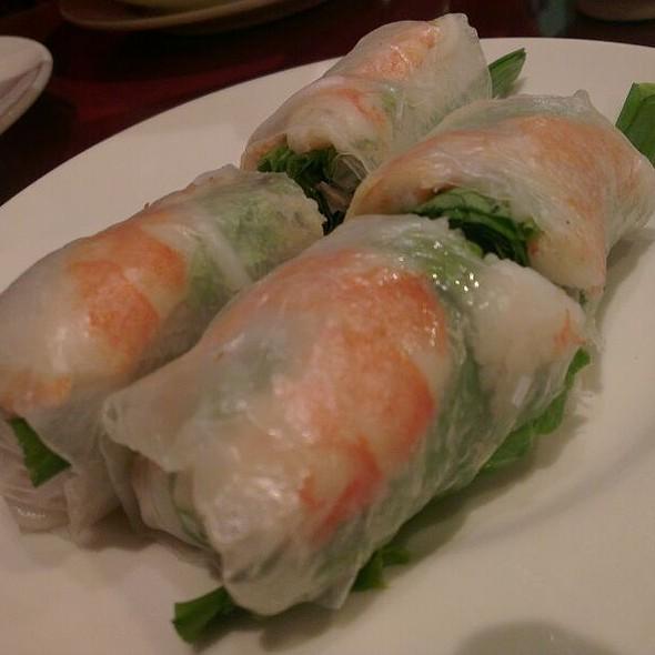 Shrimp Springrolls @ 翠薪越南餐廳