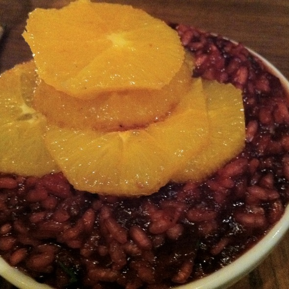 Beetroot Risotto @ Zuni Cafe & Restaurant