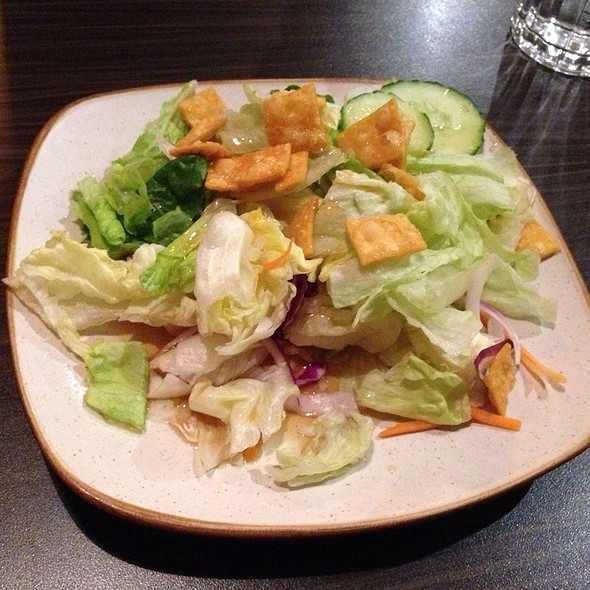 Spicy Salad @ Sukho Thai
