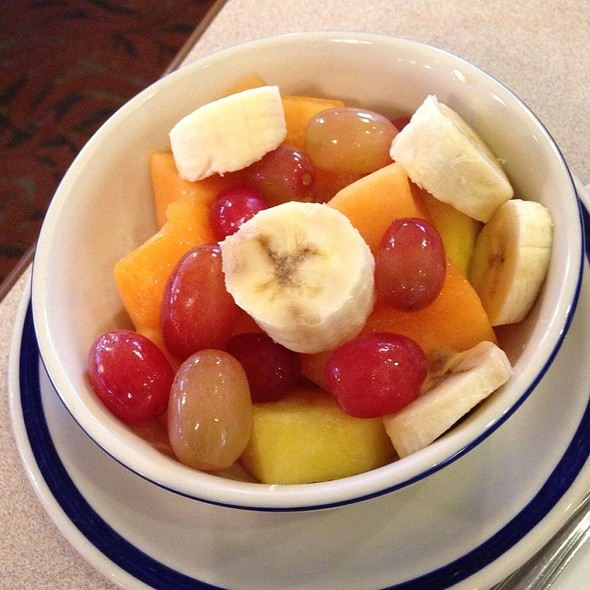 Fresh Fruit @ Bob Evans Restaurant