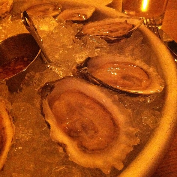 Spring Creek Oysters @ Maysville