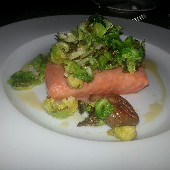 Wester Ross Salmon - The Pluckemin Inn, Bedminster, NJ