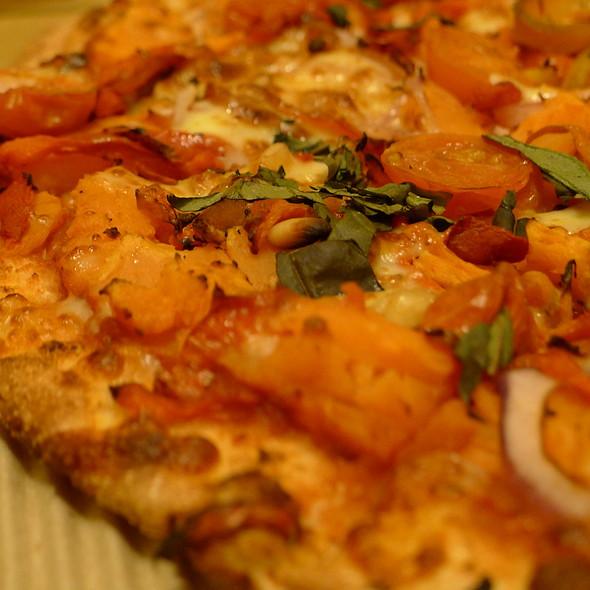 Sweet Potato Pizza @ Crust Pizza Merrylands