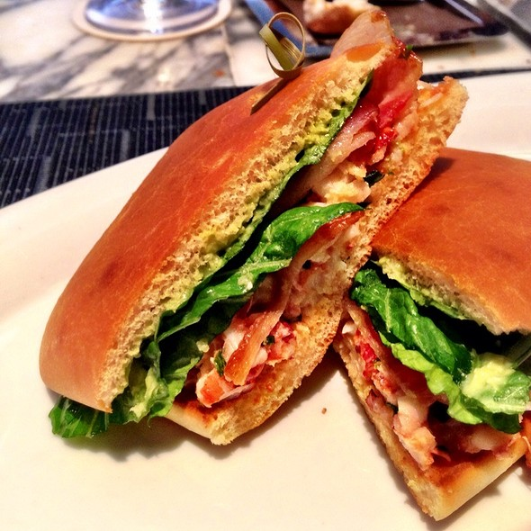 Lobster Sandwich - Oceana, New York, NY