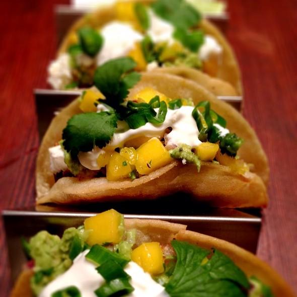 Chipotle Pork Taco @ Giddy Gastronaut Kitchen