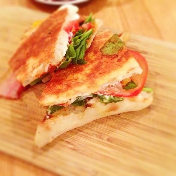 Fast Breaker Sandwich @ Mister Close