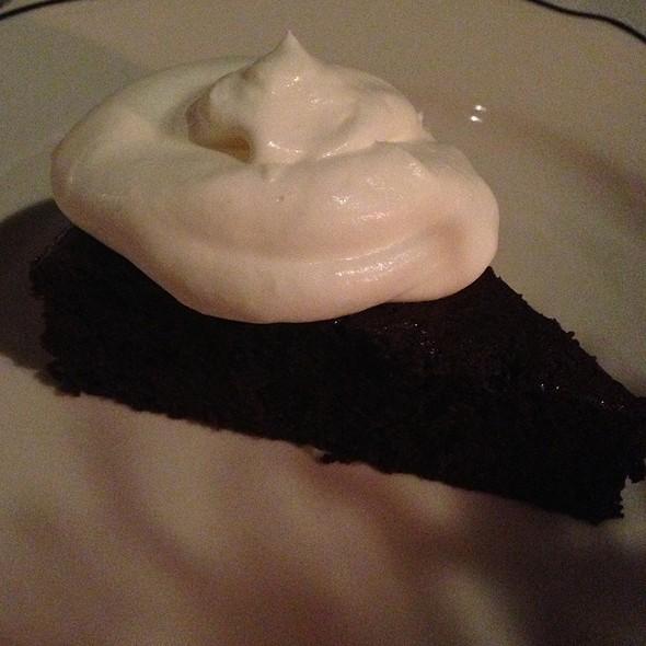 Chocolate Truffle Cake - Legume, Pittsburgh, PA