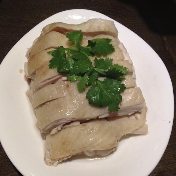 Drunken Chicken @ New Shanghai Chinese Restaurant