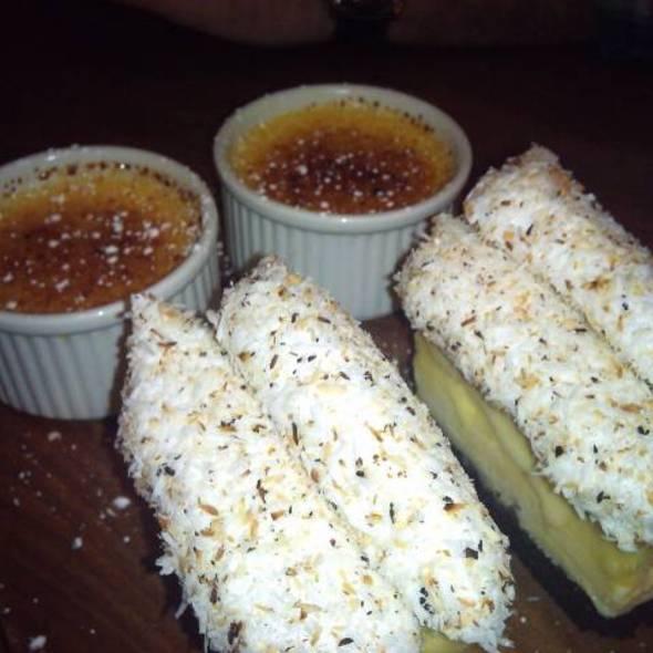 fruity baked alaska @ Zuni Cafe & Restaurant