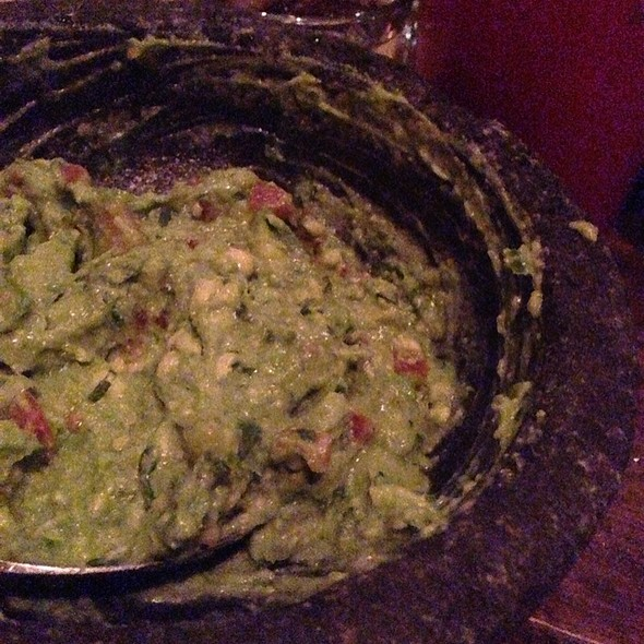 Guacamole and Chips - El Segundo Sol and Stripburger, Las Vegas, NV