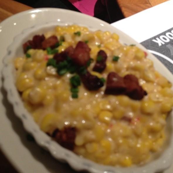 Cream Corn W/Bacon @ Nordstrom Northpark Bistro