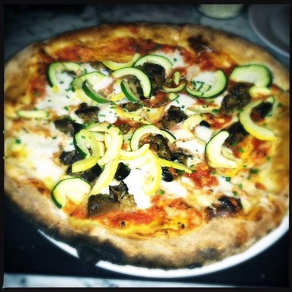 Veggie Pizza - Ecco, Costa Mesa, CA