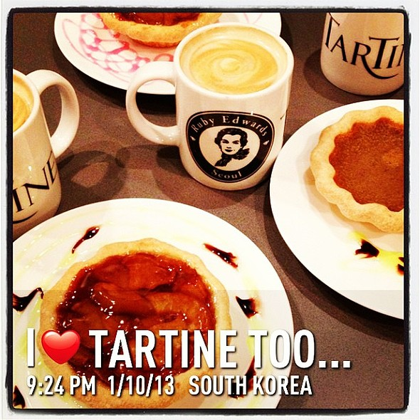 Yummy ... # @ TARTINE (타틴)