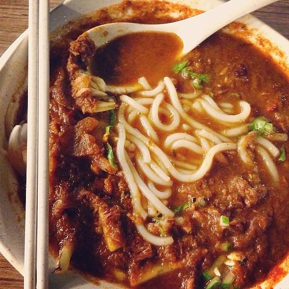 laksa @ Teochew Chinese Restaurant