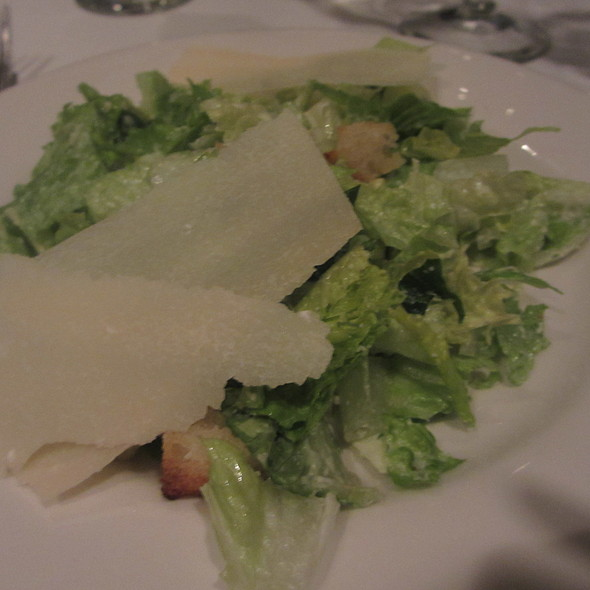 Caesar Salad - Phil Stefani's 437 Rush, Chicago, IL
