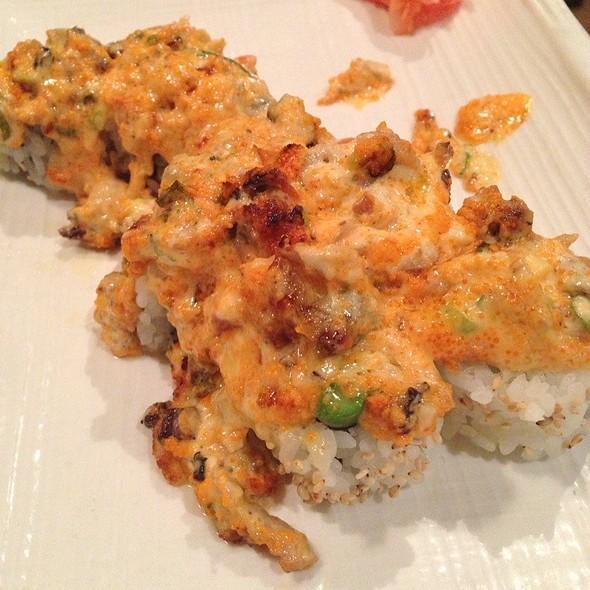 Tokyo Maki @ Sushi Hana Fusion Cuisine