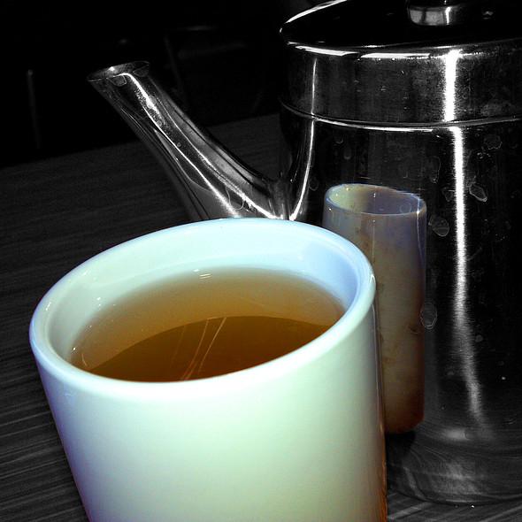 Hot Jasmine Tea @ Tay-Ho