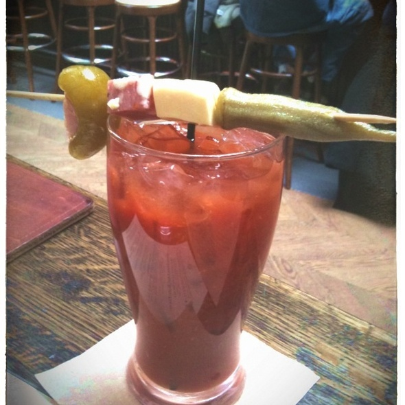 Old Town Bloody Breakfast @ Old Town Social