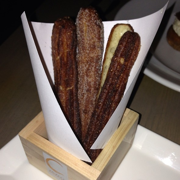 Churros @ Tribeca Canvas
