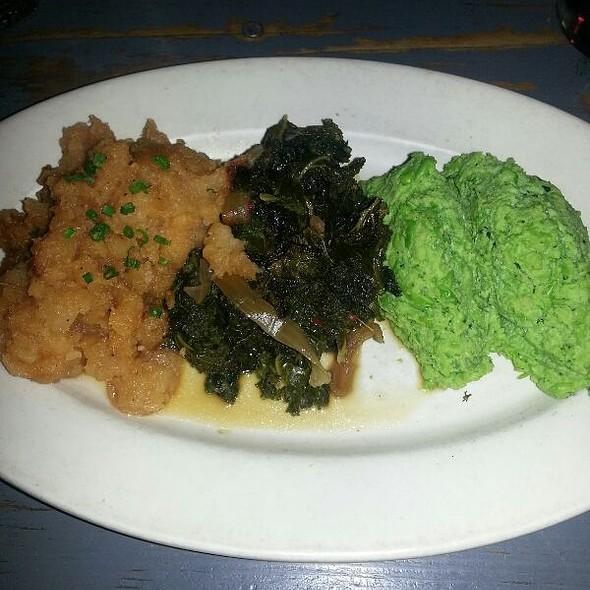 Vegetarian Plate - The Haven, Jamaica Plain, MA