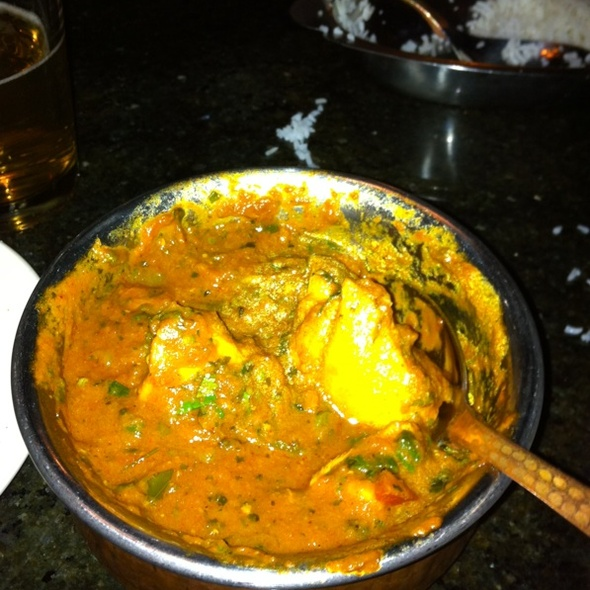 Chicken Curry - Little India Restaurant - Wash Park/DU, Denver, CO