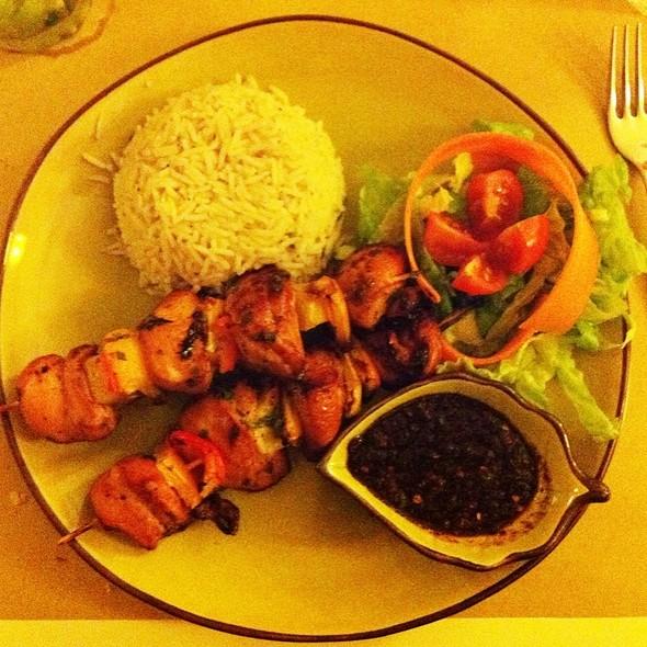 Jerk Chicken @ Jamrock - Creole flavour